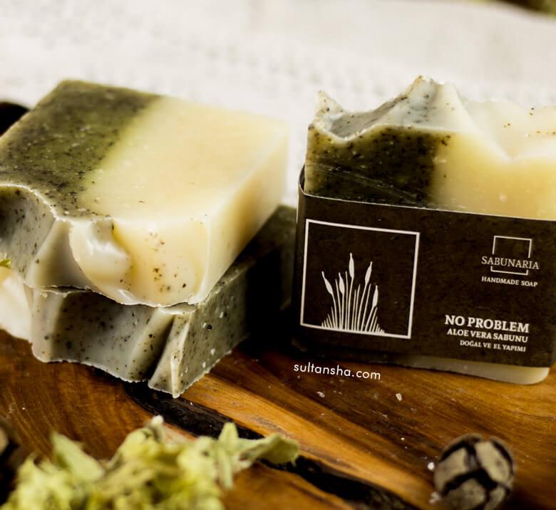 doğal aloe vera sabunu