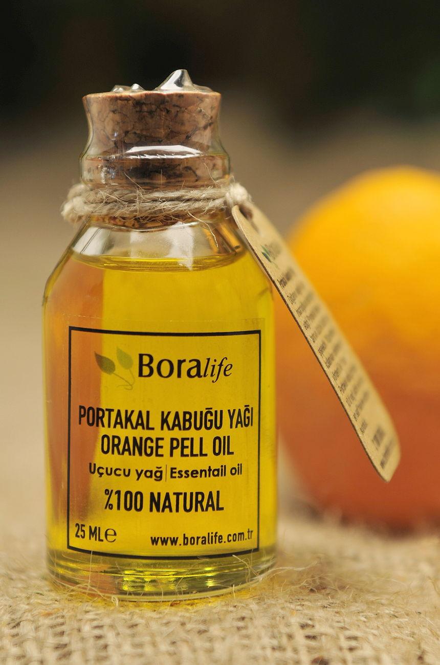 Portakal Kabuğu Yağı 25 ml