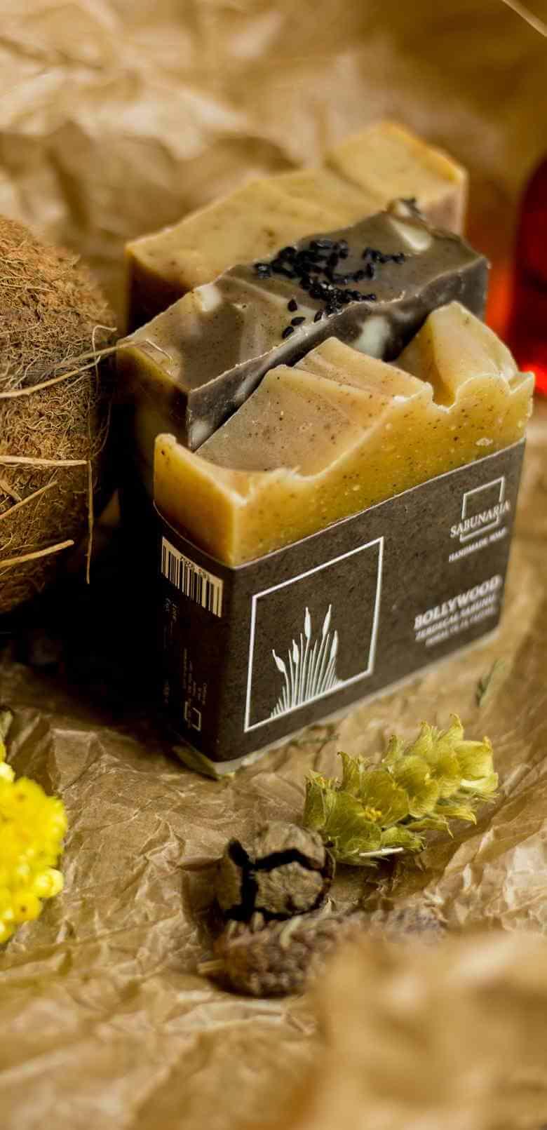 doğal sabun mağazası