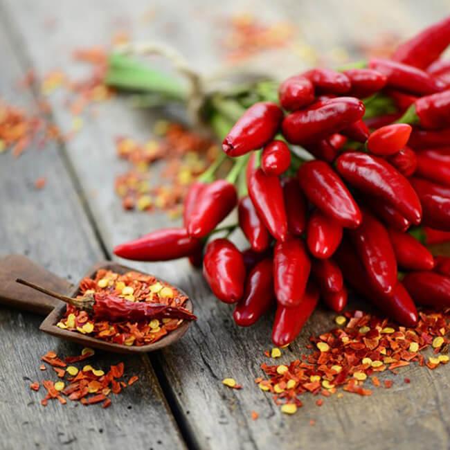 Hot Pepper Oil