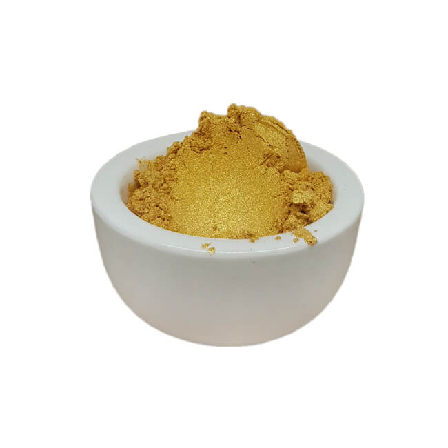 Gold Mica Colorant