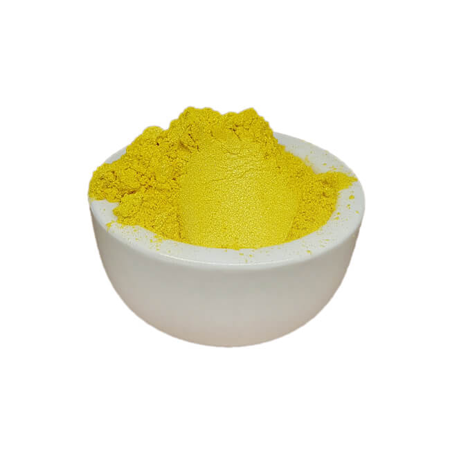 Yellow Mica Colorant