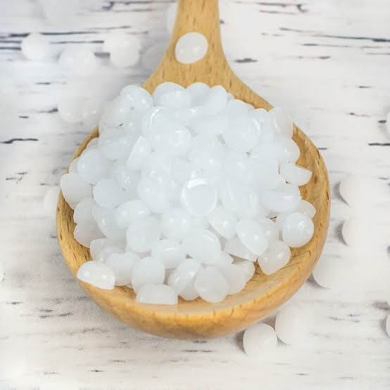 granulated sodium hydroxide
