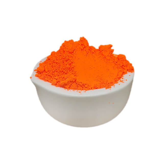 Orange Mica Colorant